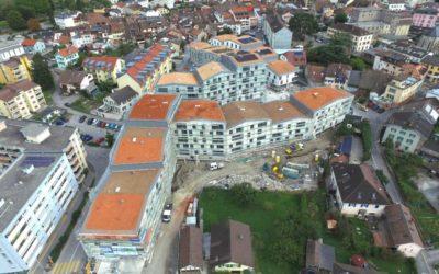 Clos du Bourg : un nouveau quartier est né !